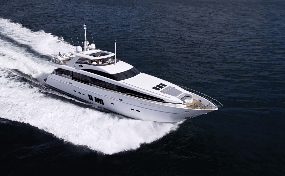 Ace Of Spade Yacht Charter