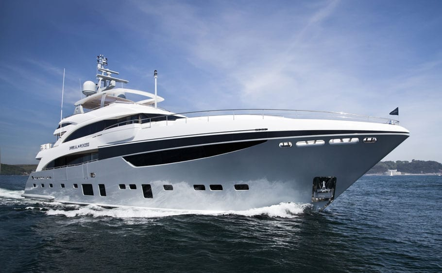 Imperial Princess Yacht Charter