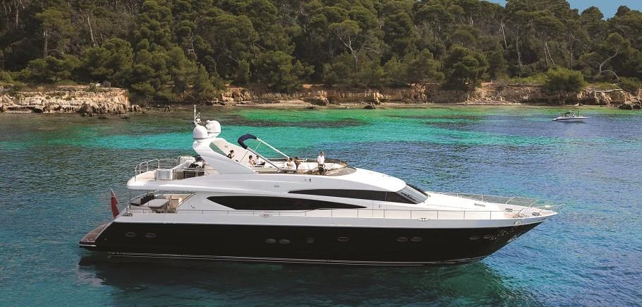 Molly Malone Yacht Charter