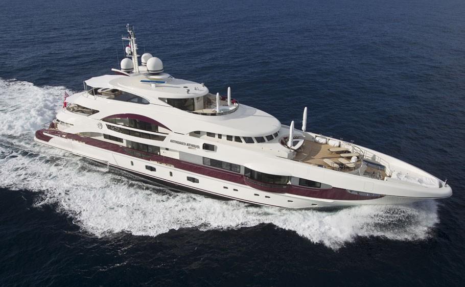 Heesen 55 M Yacht Charter
