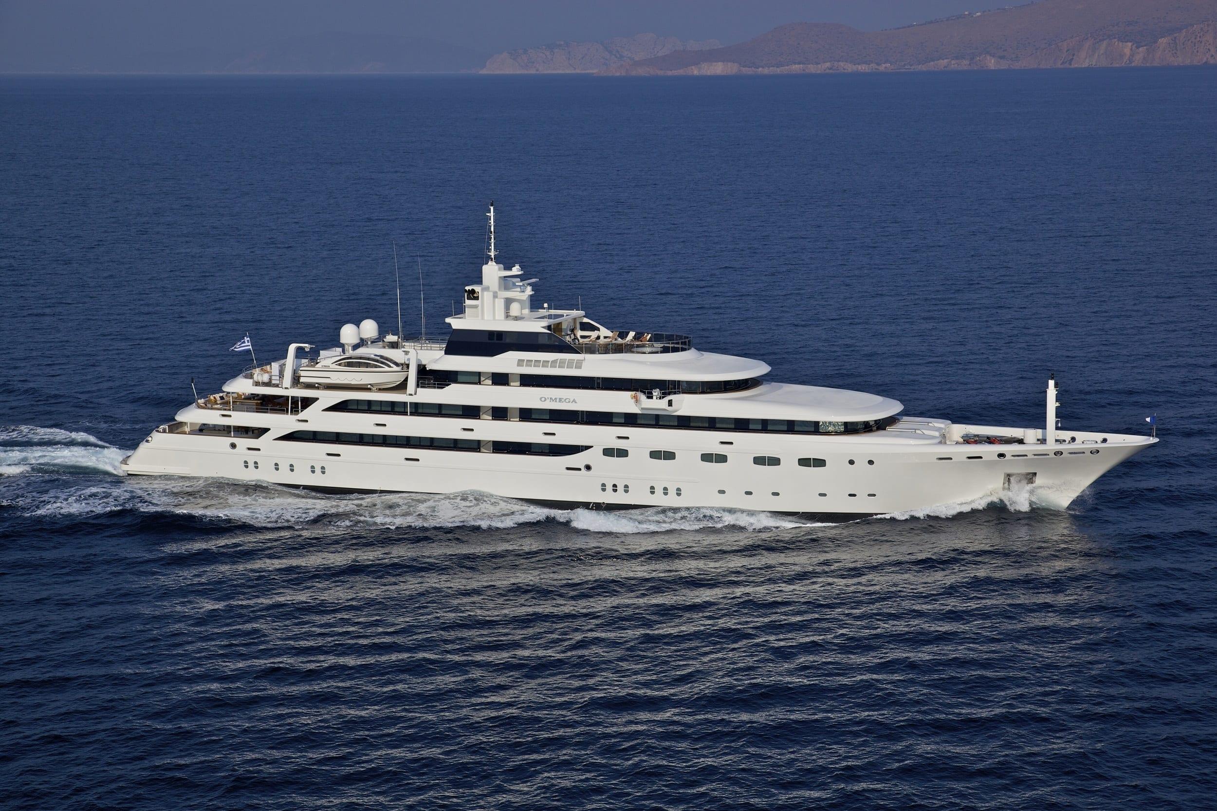 Hire The Princess 82M Omega Yacht   Princess Yacht Charter