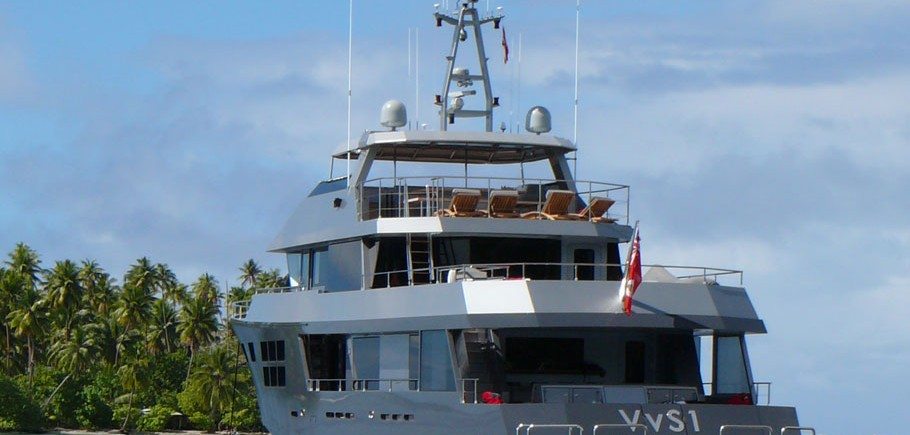 Vvs1 Yacht Charter