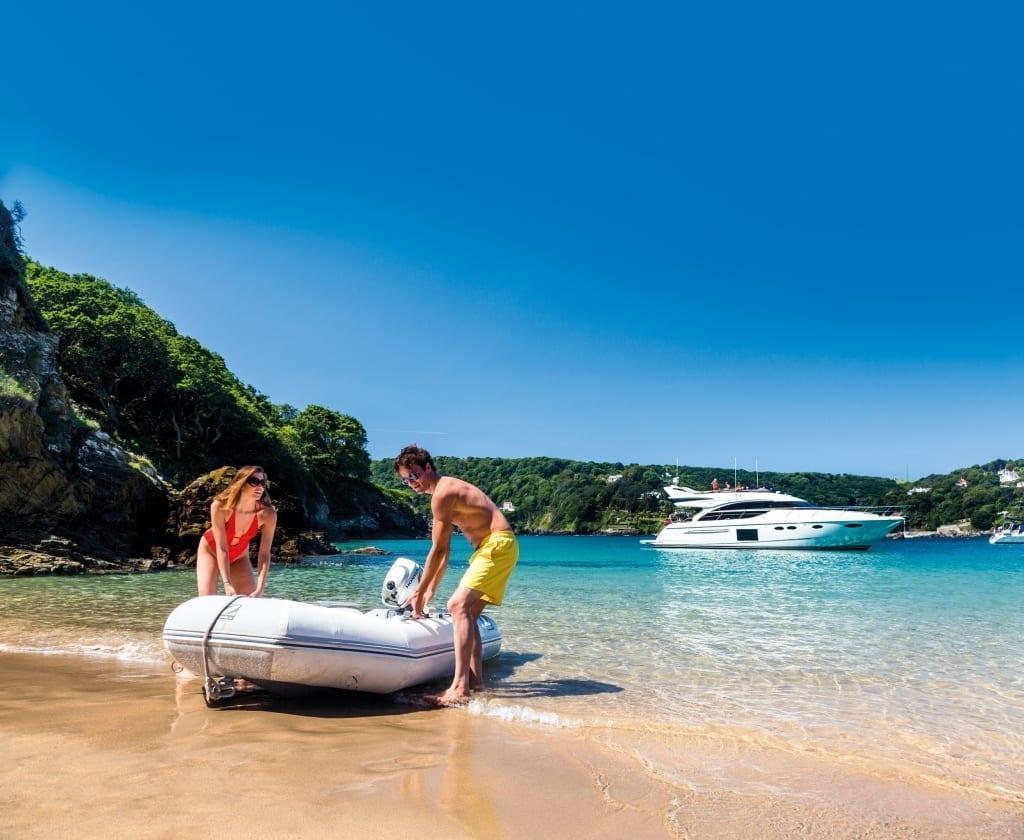 Yacht charter UK