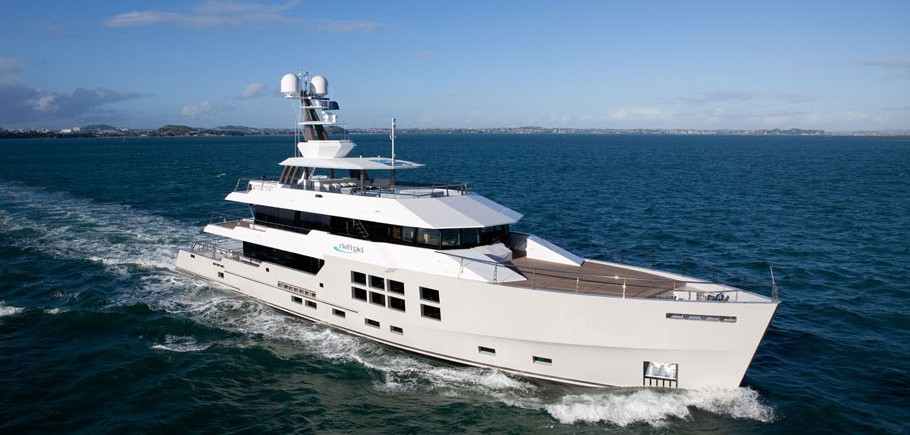 Big Fish Yacht Charter