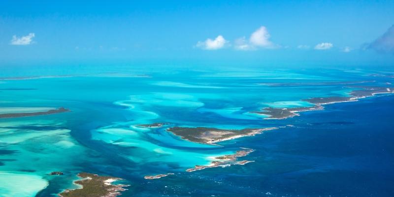 The Caribbean and Bahamas