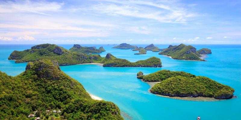 Indian Ocean & Asia