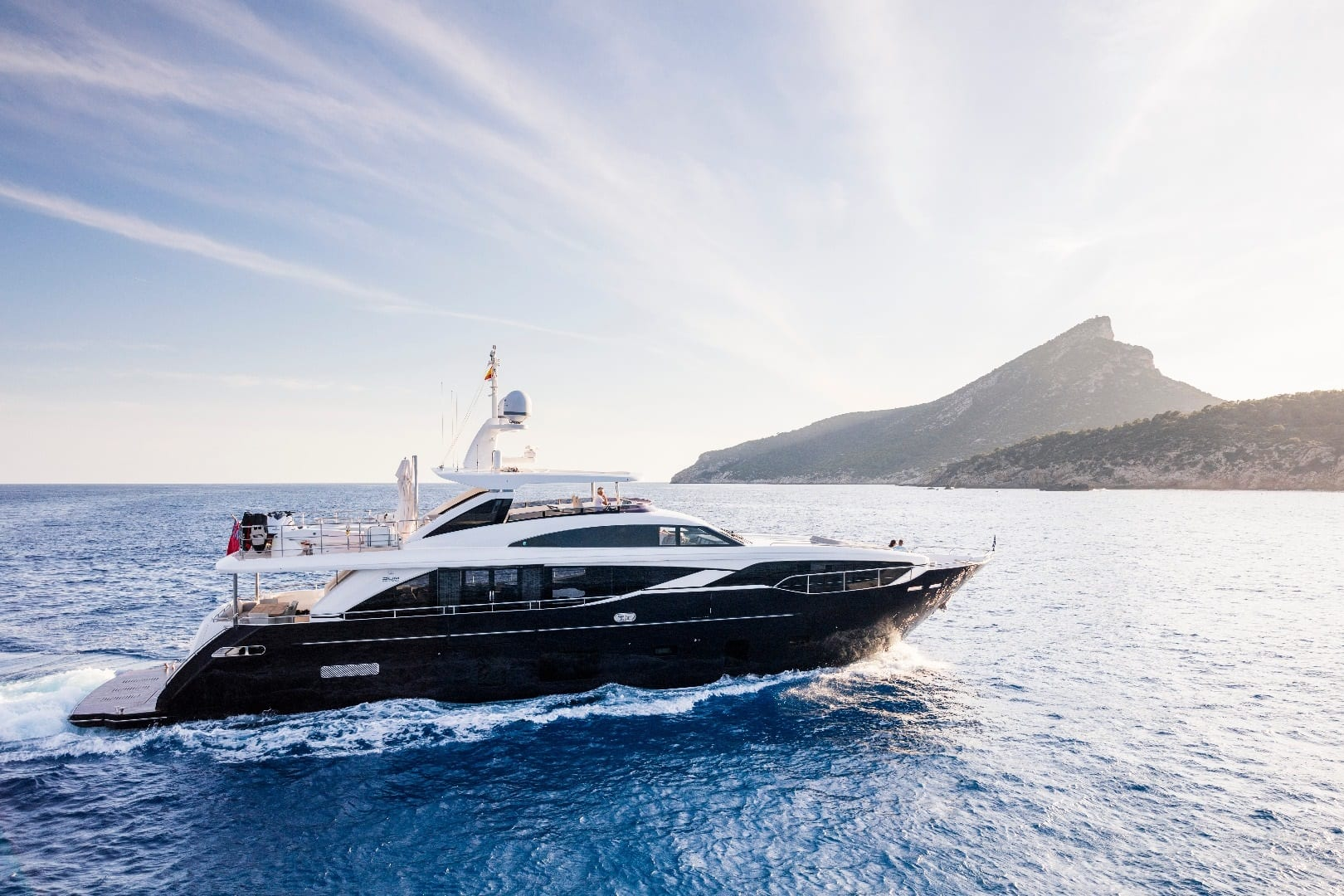 Hire The 30m Kohuba Yacht Charter Princess Yacht Charter