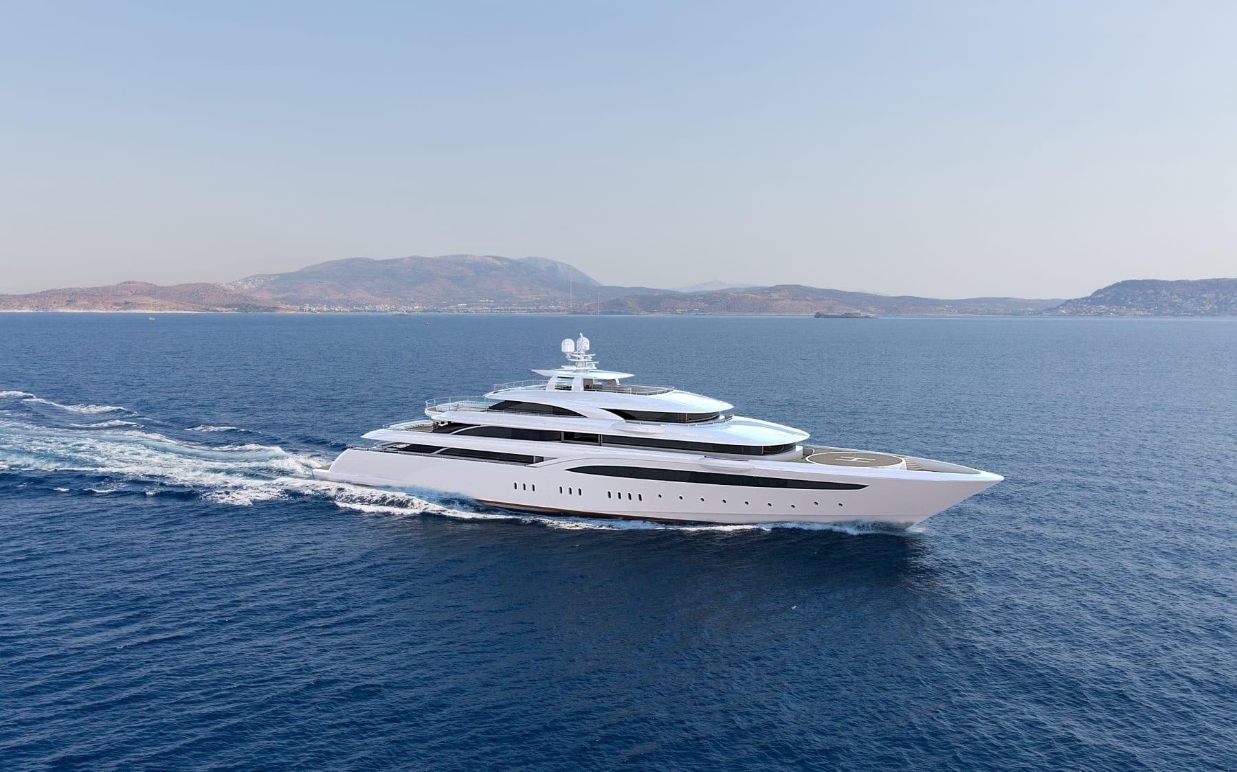 O'ptasia Yacht for Charter   Princess Yacht Charter