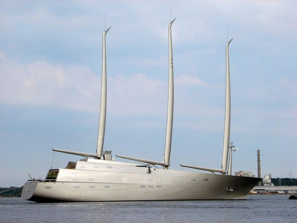 super yacht rentals