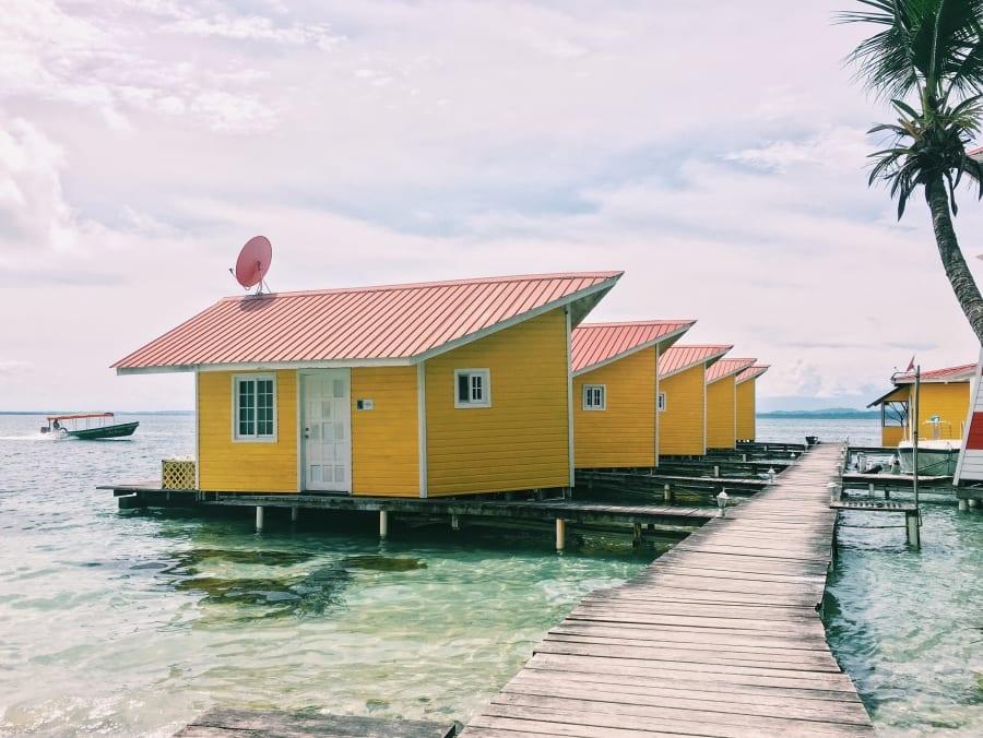 Island yacht holiday